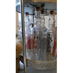 Decoratiefles glas 30 cm