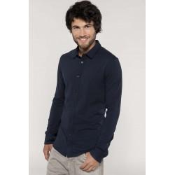 K508 - Piqué overhemd bedukking/borduring als optie